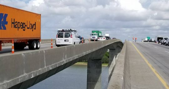 Wando bridge repairs involve 2 new cables