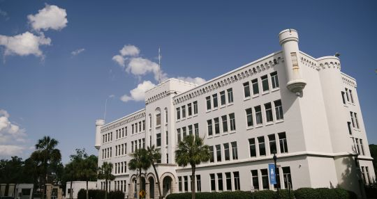 Citadel seeks minority contractors for Capers Hall reconstruction