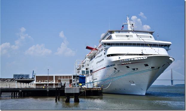 DHEC Approves Charleston Cruise Terminal Permit SC Biz News - Cruise ships charleston sc