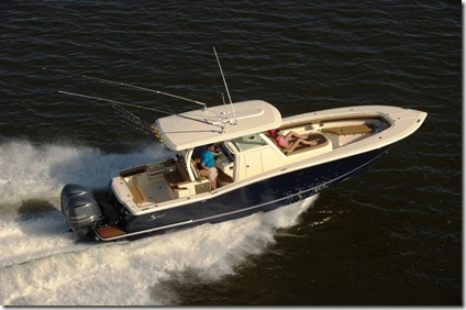 Scout Boats plans to expand its Summerville facility to meet domestic and international demand for its sport fishing boats. (Photo/Scout Boats)