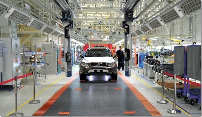The Twists And Turns Of Steering Volvo Toward S C Sc Biz News