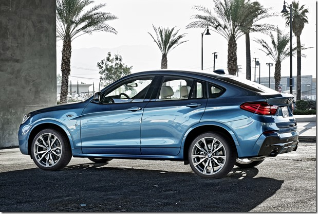 BMW North America rolls out updated X4 line > SC Biz News