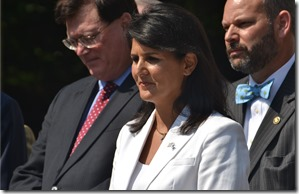 Gov. Nikki Haley plans to ask the federal government to pay the $140 million the U.S. Department of Housing and Urban Development estimates is needed for home restoration costs. (Photo/Chris Cox)