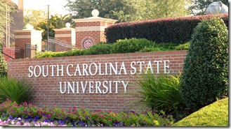S.C. State sign crop