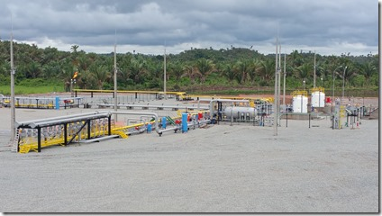 A consortium of businesses, including Fluor Corp., completed a gas development project at the Gaviao Branco facility in the state of Maranhao, Brazil. (Photo provided)