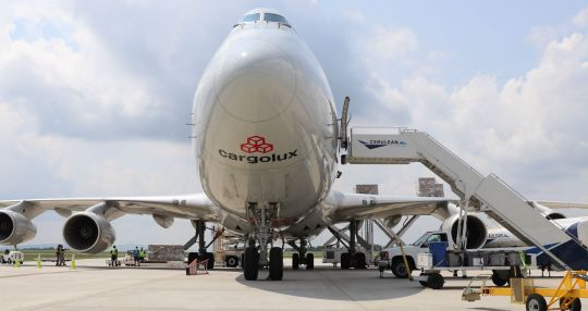 GSP pours FAA grant funds into cargo growth