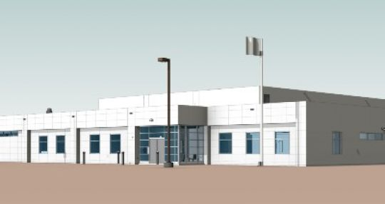 GSP begins construction on new rescue and firefighting facility