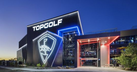 Topgolf opens for business this week