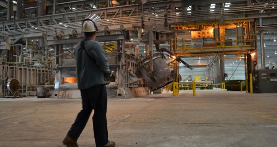 Century Aluminum rebuilds with 3-year power agreement