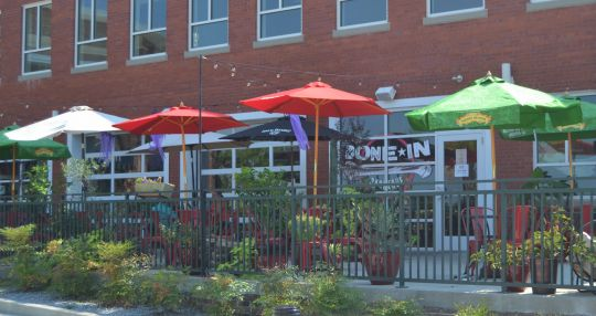 First restaurant at BullStreet District closes
