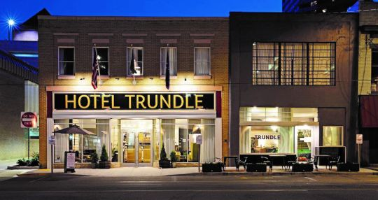 COPING WITH COVID: Hotel Trundle