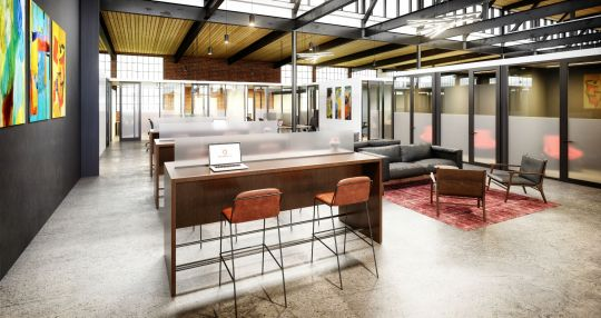 Coworking space planned for Piedmont Plush Mill site