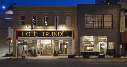 Hotel Trundle included in Southern Living network