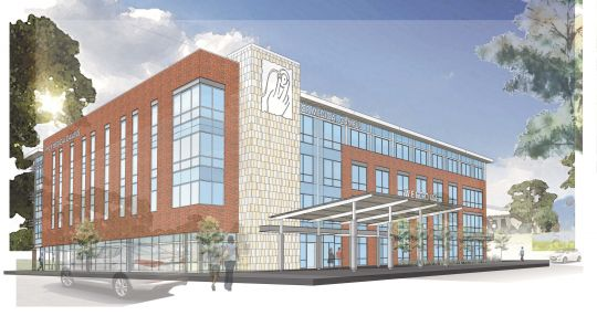 Palmetto Primary Care Physicians breaks ground on $32M building