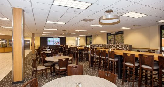 Renovation of CIU dining hall completed over summer break
