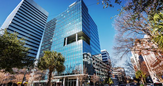 Main & Gervais office tower sold
