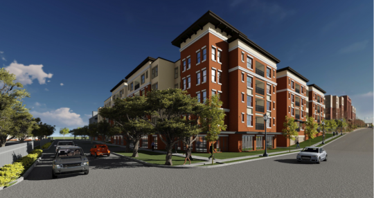 New student housing complex coming to Huger Street