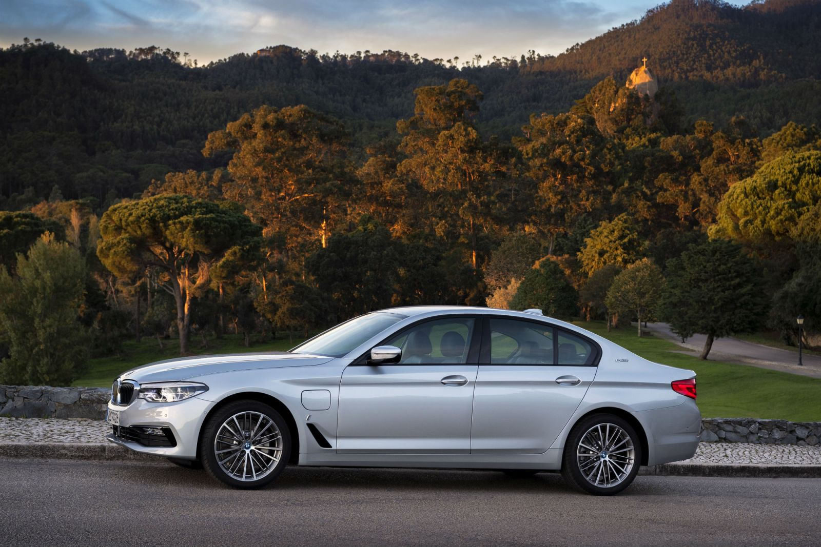 The BMW Group reported its best first four months ever in global sales with a 5.8% increase year over year. Part of the reason was the new 5 Series — including the BMW 530e iPerformance — generating more than 27,000 sales in its first full month on sale in April. (Photo/Provided)