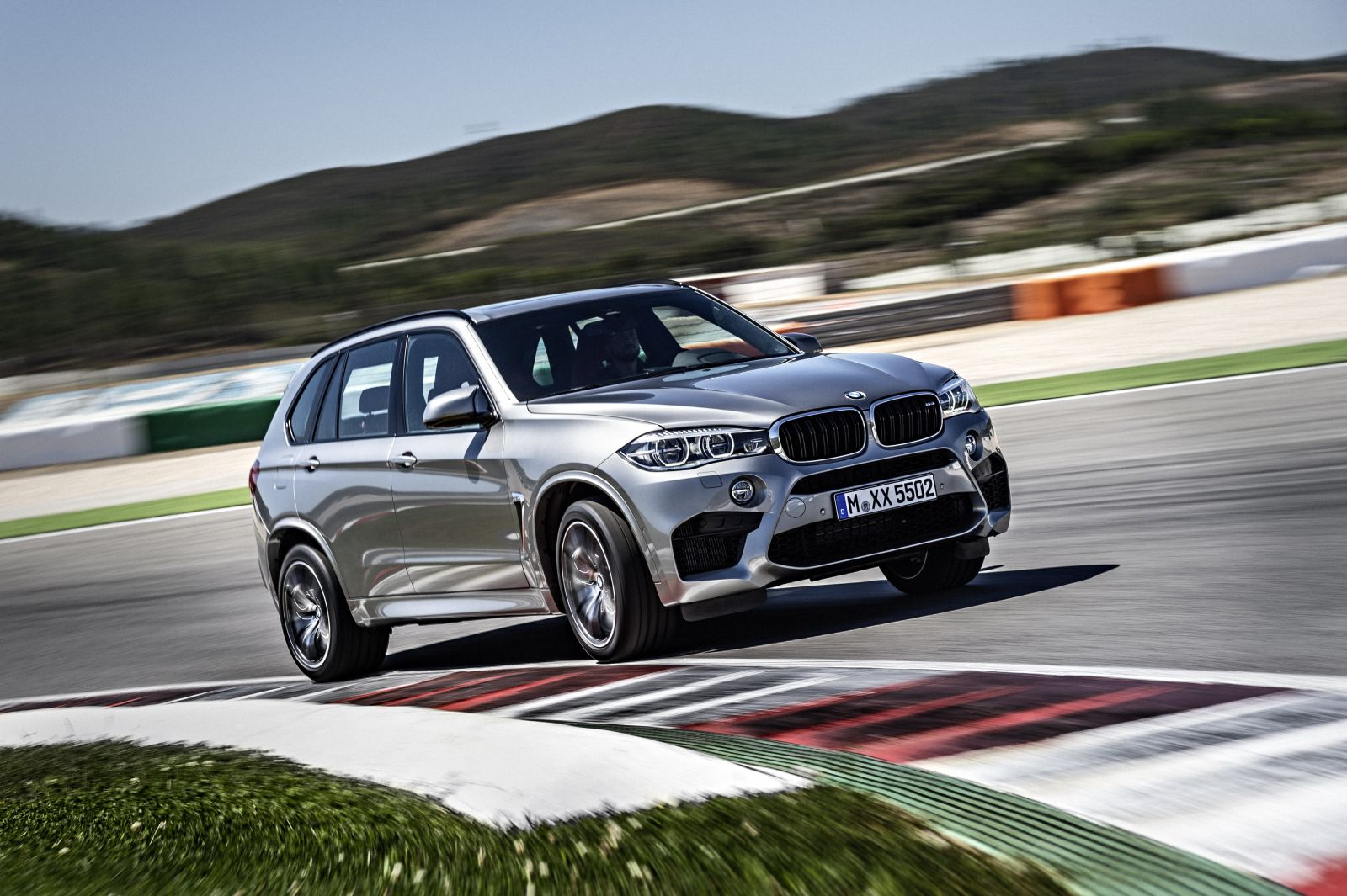 U.S.  sales of the BMW X5 model produced at Plant Spartanburg jumped 14.2% year-over-year in the first six months of 2017. (Photo/Provided)