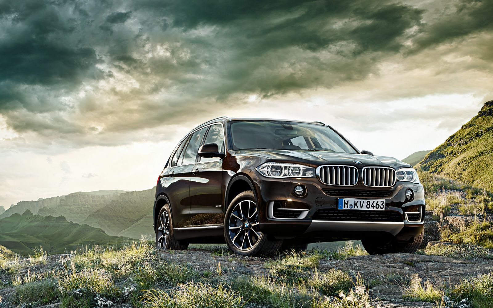 BMW Manufacturing Co. reported the X5 its most produced vehicle in 2016 with 165,377 made during the year. The Spartanburg facility produced over 400,000 vehicles for the second straight year. (Photo provided)