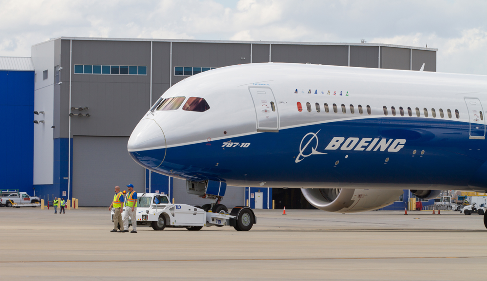 Boeing has extended voluntary layoff offers to an undisclosed number of flight readiness technicians and inspectors. (Photo/Kim McManus)