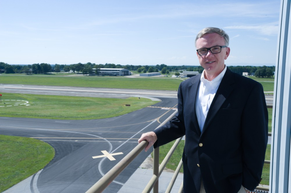 Jody Bryson, executive director and CEO of the South Carolina Technology and Aviation Center, launched a marketing and rebranding plan shortly after arriving for the facility that has led to economic success. (Photo/Provided)