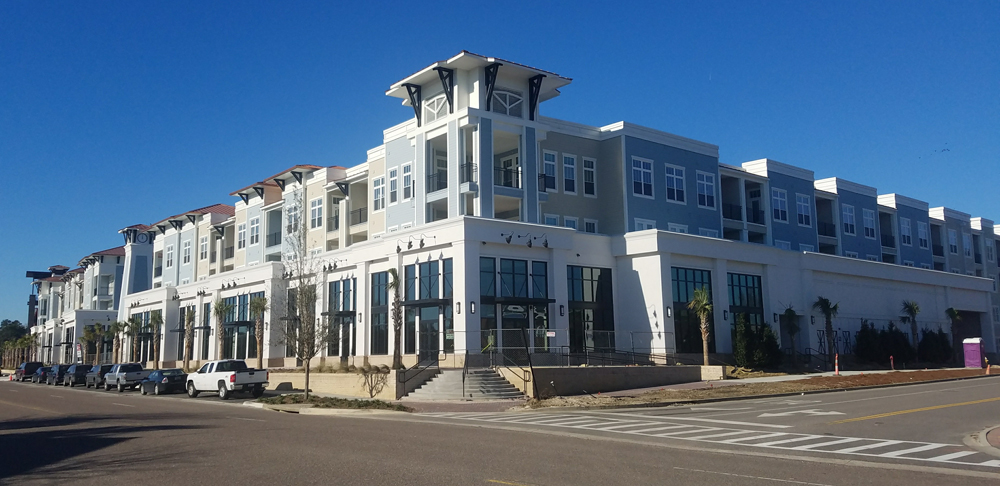 Locals is planning to open a second location at Central Island Square on Daniel Island. (Photo/Lee & Associates Charleston)
