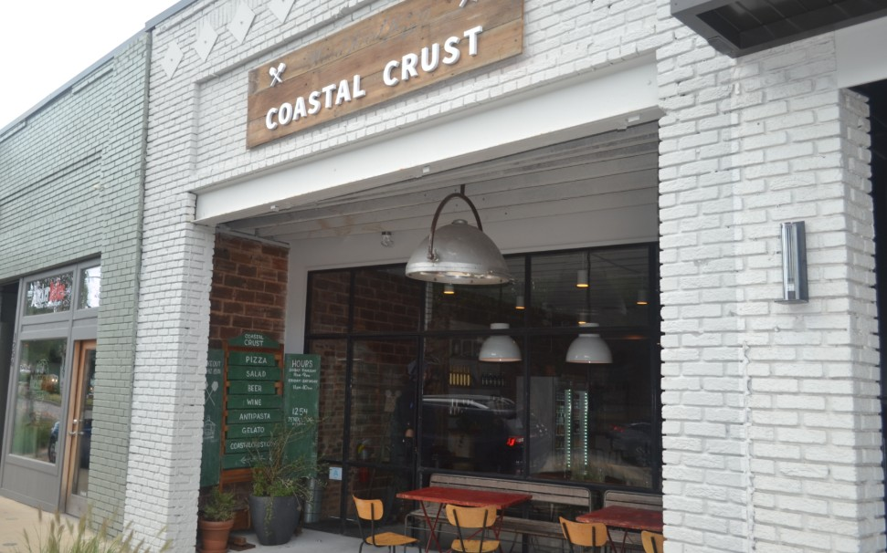 Coastal Crust's transition from full-service catering to a full-service restaurant has allowed Coastal Crust Greenville to expand its menu and footprint in the community. (Photo/Teresa Cutlip)