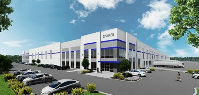Fort Prince Commerce Center (Rendering/Provided)