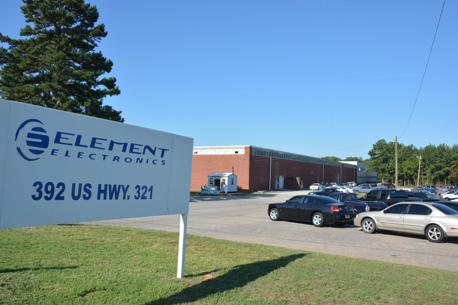 Element Electronics has been removed from a tariffs list and says it will not have to close its Winnsboro TV manufacturing plant. (Photo/File)
