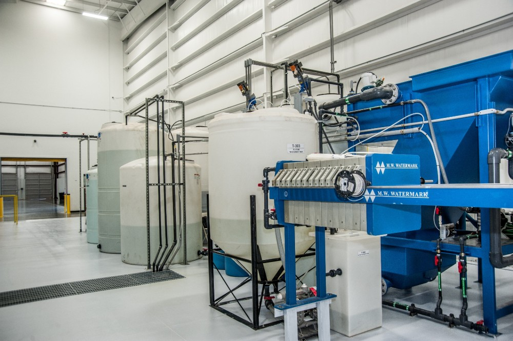 Element opened a non-destructive materials testing lab in Piedmont, which brings 10 immediate jobs and up to 31 jobs in the next five years. (Photo/Provided)