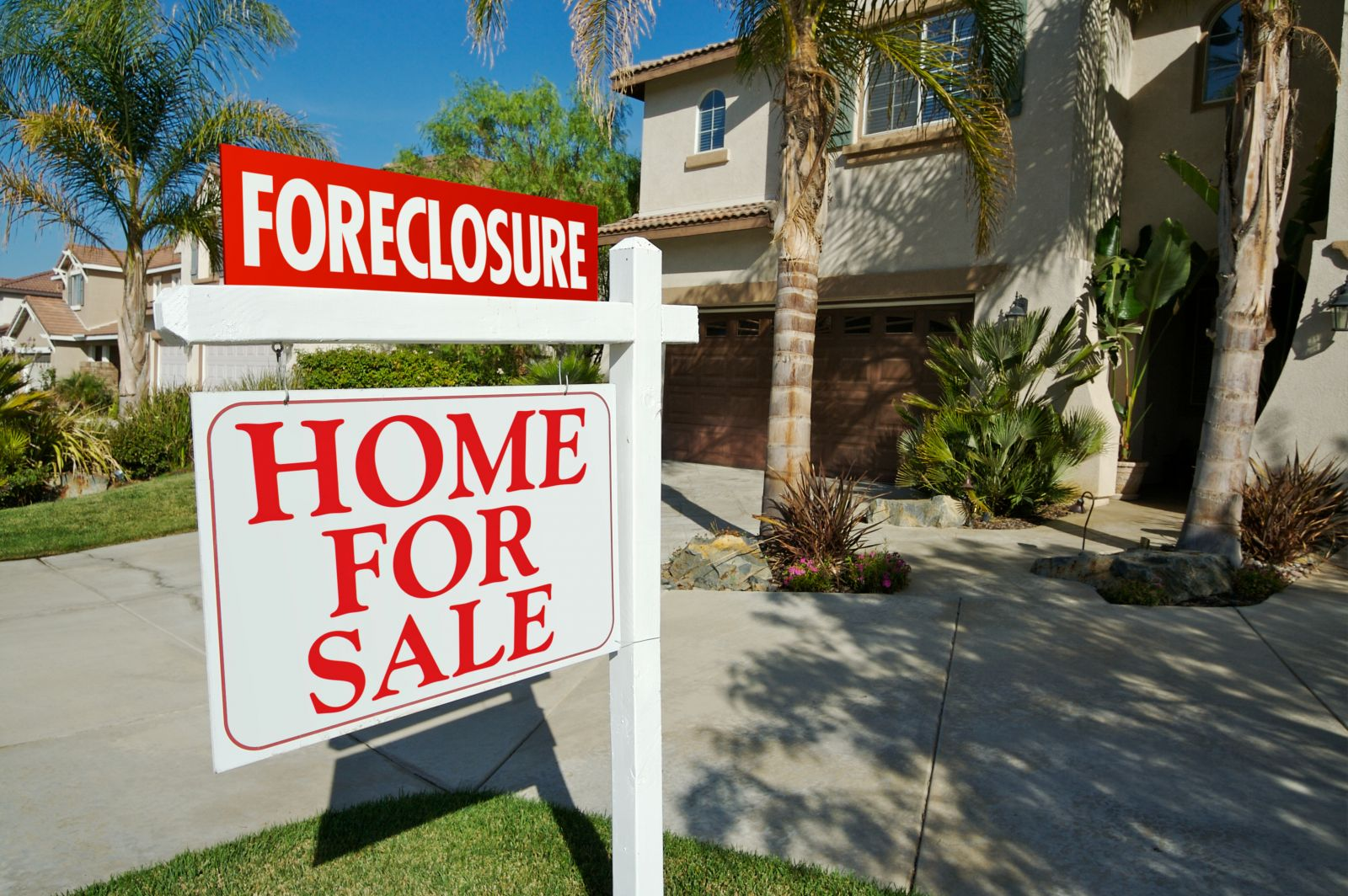 Last month, 2,697 homes in South Carolina were in foreclosure, up nearly 31% from September and down 5.47% from October 2015, according to RealtyTrac. (Photo/file)