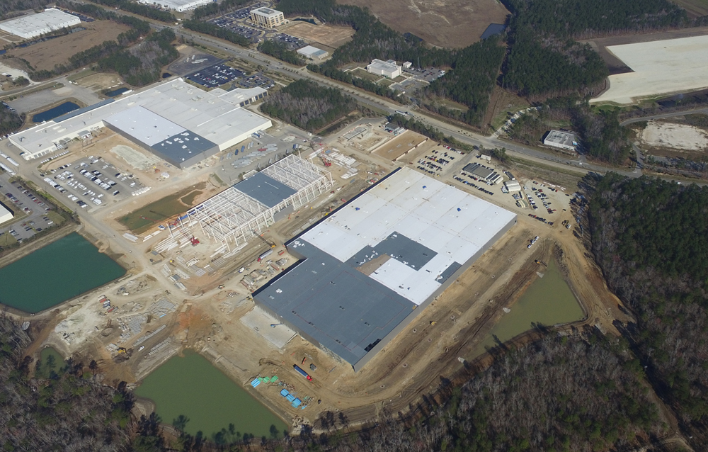 German automaker Mercedes-Benz Vans has started hiring for the 1,300 positions it expects to need once its North Charleston campus expansion is complete. (Photo/Provided)