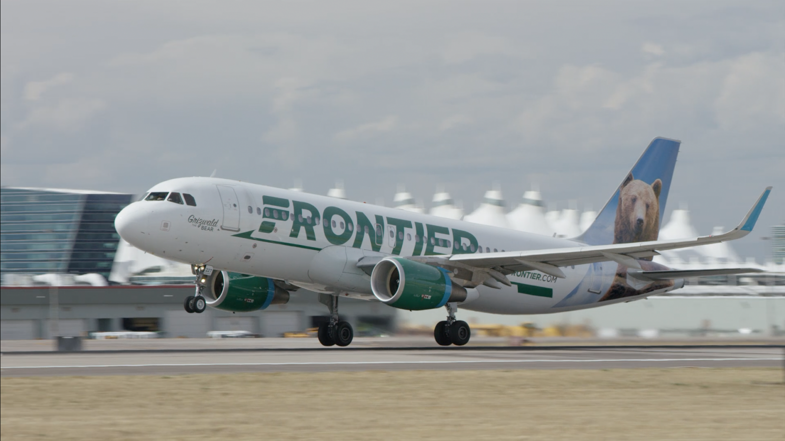 Frontier Airlines plans to fly from Charleston to Denver in 2018. (Photo/provided)
