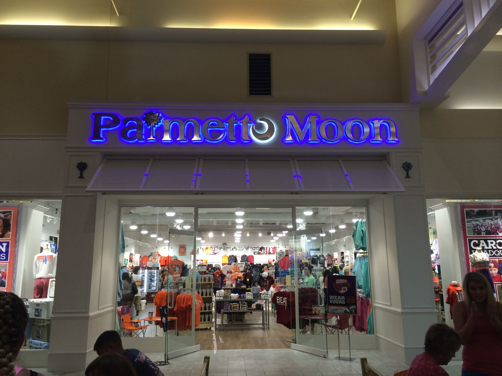 Palmetto Moon operates gift and apparel retail shops, including this one in Myrtle Beach, in South Carolina, North Carolina and Georgia. (Photo/Provided)