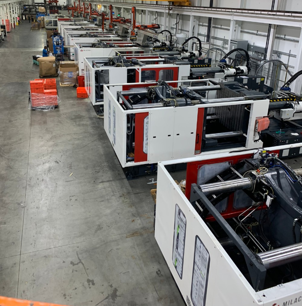 Orangeburg's QM plans to use plastic-molding capabilities to produce parts for ventilators, hospital beds and other critical needs items. (Photo/Provided)