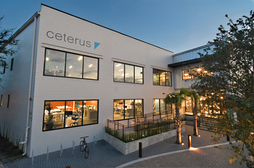 Since relocating to Charleston from Michigan in 2013, Ceterus has grown to 150 employees. Its office is located at 804 Meeting St., within the Half Mile North development. (Photo/Robin Knight)