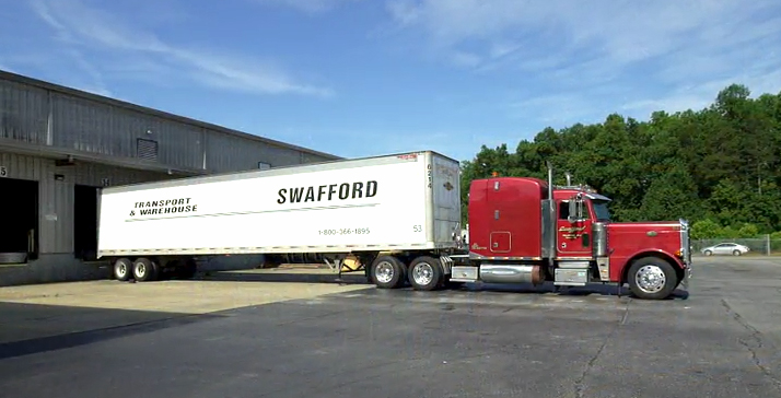 Foreign Trade Zones such as Swafford Warehousing are known as General Purpose Zones. (Photo/Swafford Warehousing)