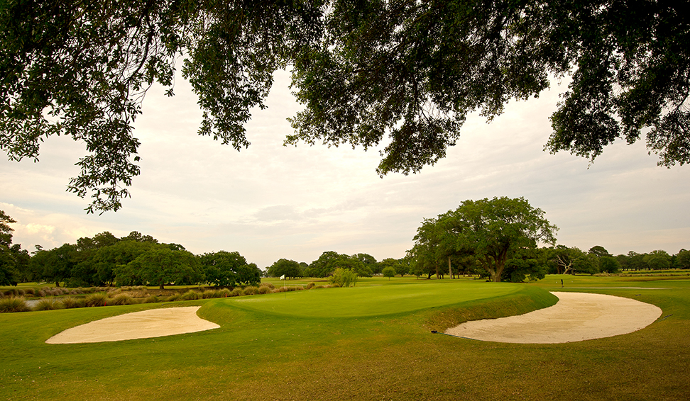 The Country Club of Charleston will host the U.S. Women's Open Championship this year. (Photo/Fred Vuich/USGA)