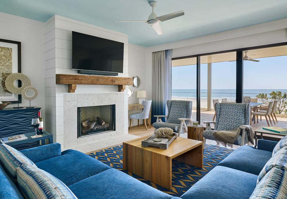 Timbers Kiawah Ocean Club will sell three- and four-bedroom units in fractional ownership. Owners will have access to a variety of amenities at the club and will be able to trade time with other owners for time at other Timbers properties around the world. (Photo/Timbers Resorts)