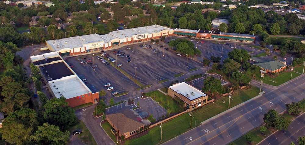 West Ashley Shoppes, located at 946 Orleans Road in West Ashley, was built in 1987 and renovated in 2003. It sold recently for $17.3 million. (Photo/Provided)