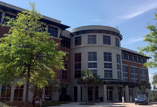 Blackbaud is headquartered on Daniel Island in the city of Charleston. (Photo/File)