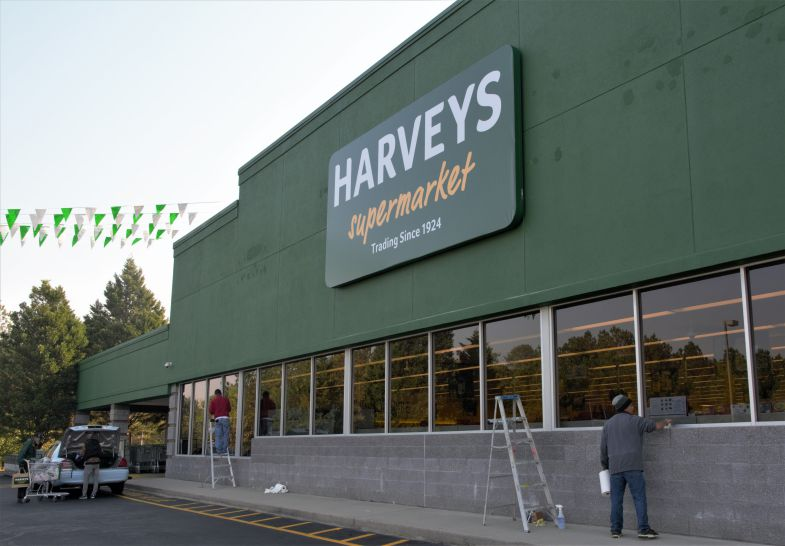 Bi Lo Stores >> 3 Bi Lo Stores In Columbia Rebranded As Harveys Sc Biz News