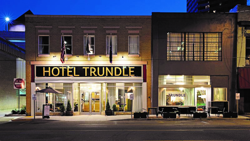 Hotel Trundle has paused operations during the COVID-19 pandemic. (Photo/Provided)