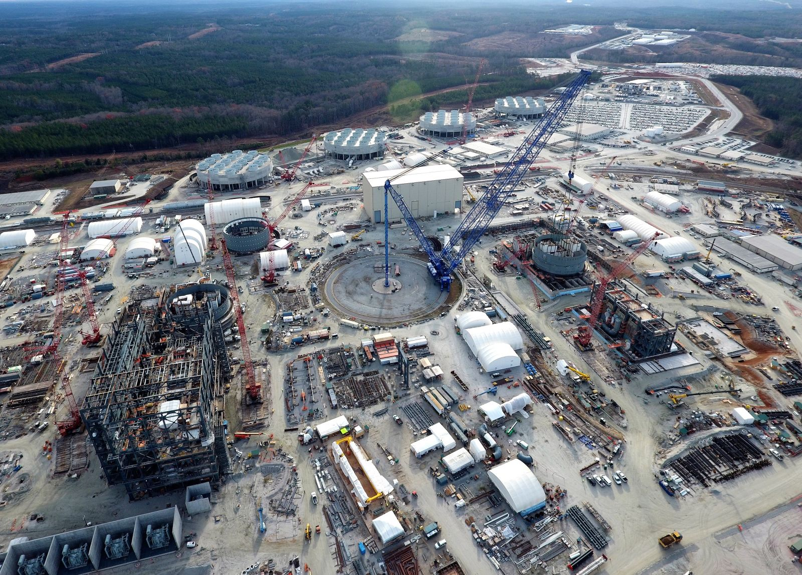 SCE&G and Santee Cooper pulled out of the V.C. Summer nuclear project. (Photo/file)